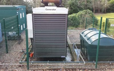 Air Intake Screen Installation Complete: Repeat Business Is the Best Kind of Business